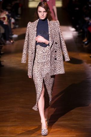 Леопардовый принт: как носить, чтобы не выглядеть вульгарно