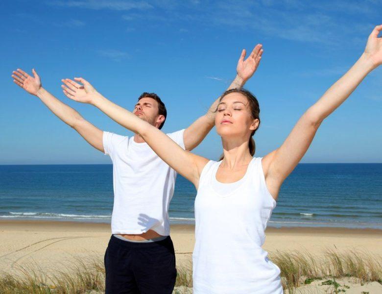 Комплекс упражнений дыхательной гимнастики для похудения