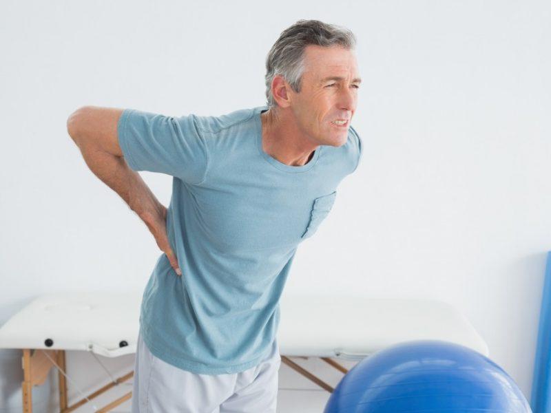 Комплекс гимнастических упражнений для растяжения позвоночника