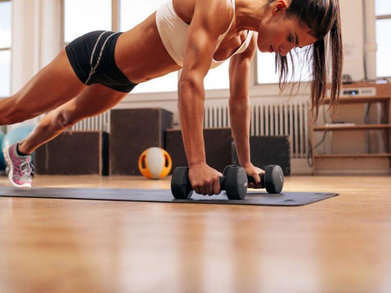 Комплекс ежедневных упражнений для похудения в домашних условиях