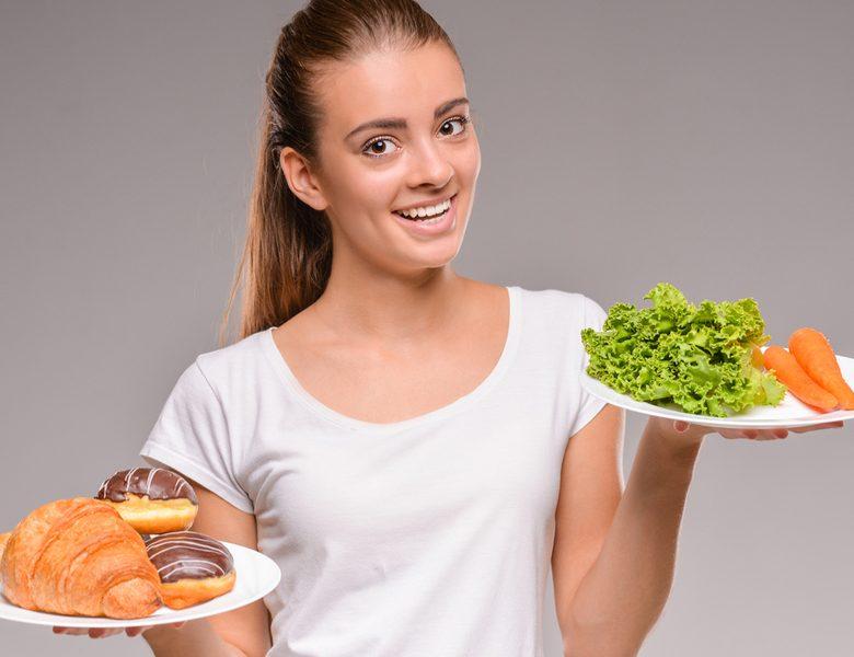 Меню сбалансированного питания, чтобы похудеть