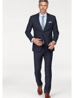 Правила выбора мужского костюма для офиса.